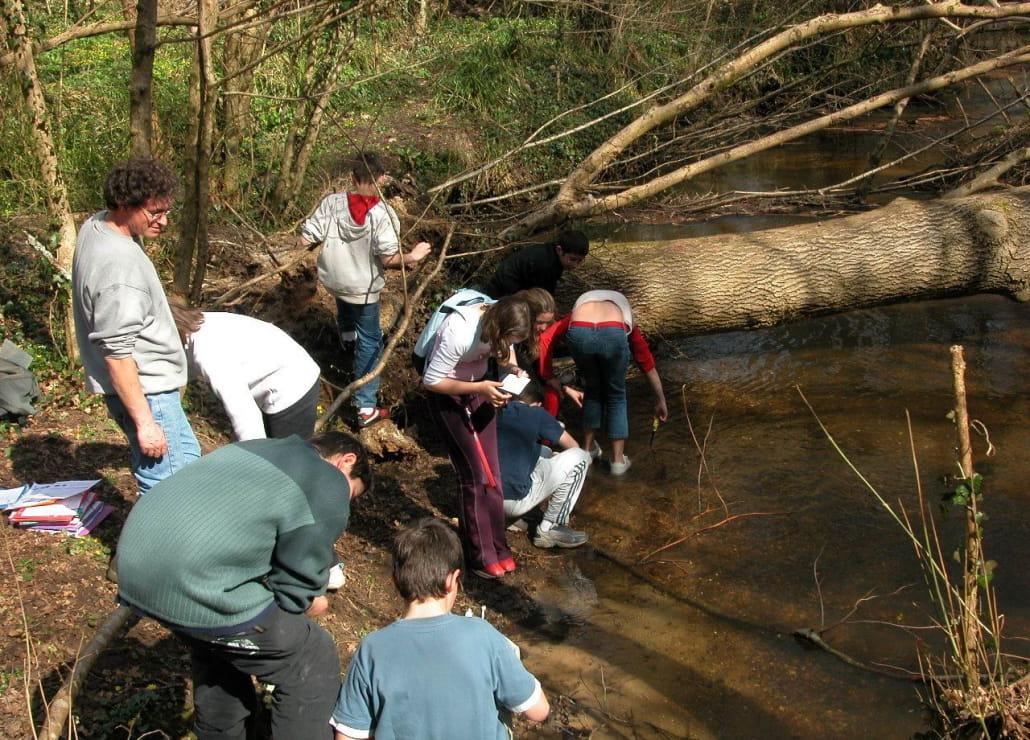 Atelier Anim'eau - Réserve Naturelle Géologique Saucats-La Brède