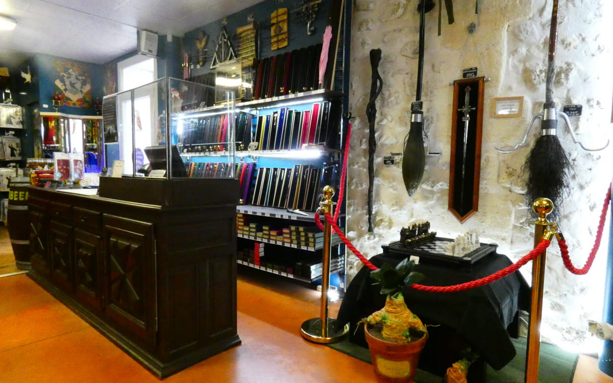 boutique harry potter bordeaux