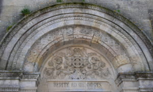 église st martin léognan