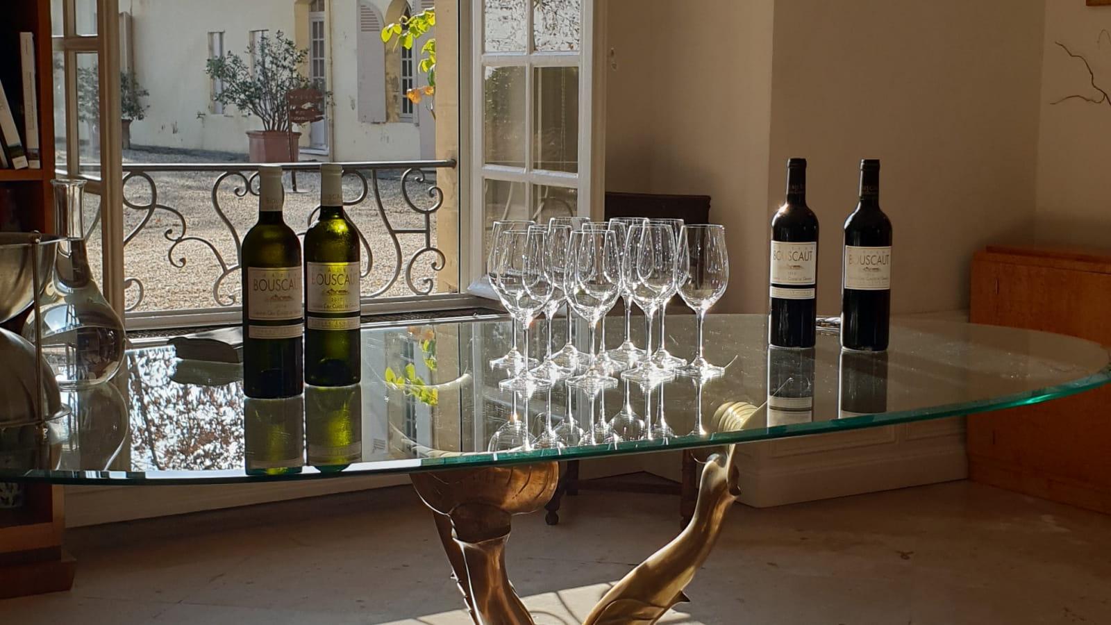 Accords mets et vins - BOUSCAUT