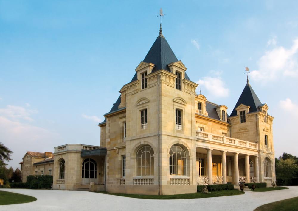 Château de Léognan - extérieur