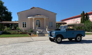 Visite Land Rover accueil HB